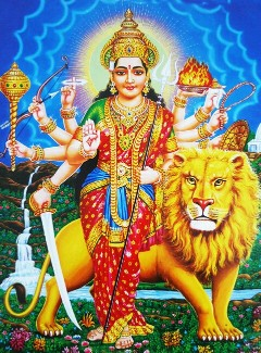 108 Names of Goddess Durga