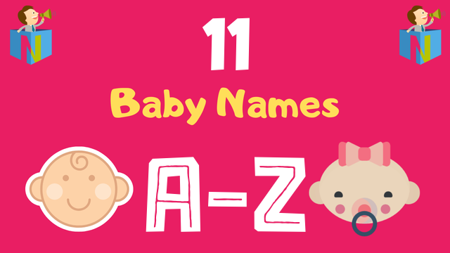 Baby Names for Numerology Number 11 - NamesLook