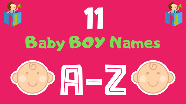 Baby Boy Names for Numerology Number 11 - NamesLook