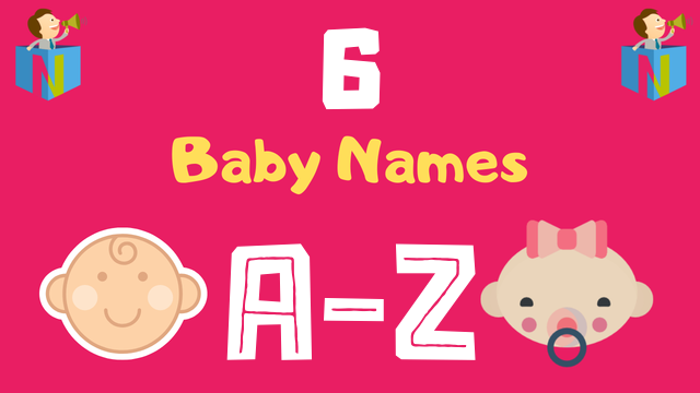 Baby Names for Numerology Number 6 - NamesLook