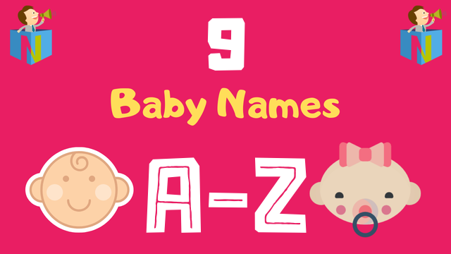 Baby Names for Numerology Number 9 - NamesLook