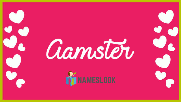 Aamster