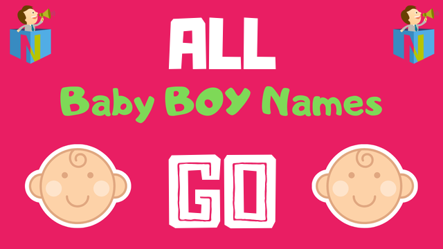 Baby Boy names starting with 'Go' - NamesLook