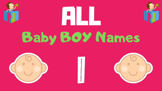 Baby Boy names starting with I - NamesLook