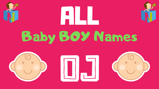 Baby Boy names starting with Oj - NamesLook