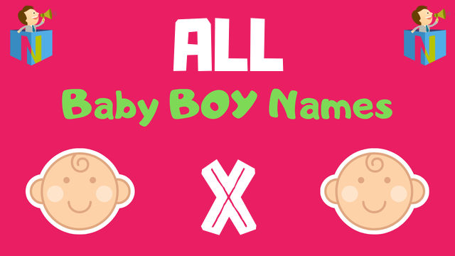 Baby Boy names starting with X - NamesLook