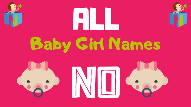 Baby Girl names starting with 'No' - NamesLook