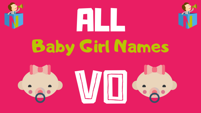 Baby Girl names starting with 'Vo' - NamesLook