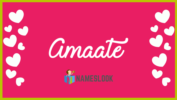 Amaate