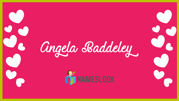 Angela baddeley