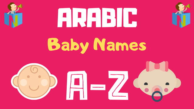 Arabic Baby Names | 15500+ Names Available - NamesLook