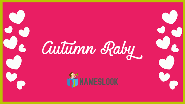 Sorry, Autumn raby pictures