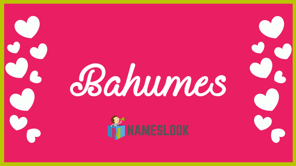 Bahumes