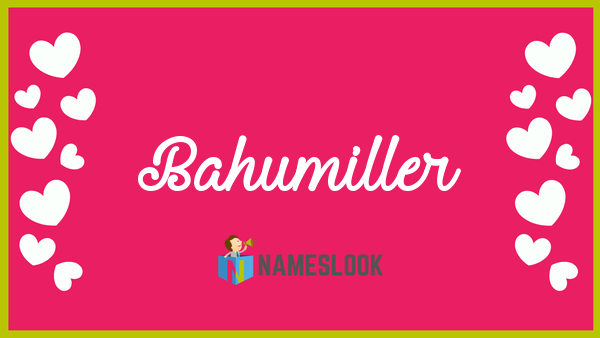 Bahumiller