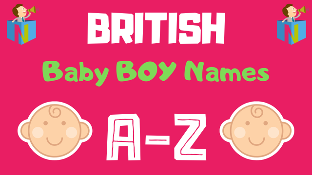 British Baby Boy Names | 9600+ Names Available - NamesLook