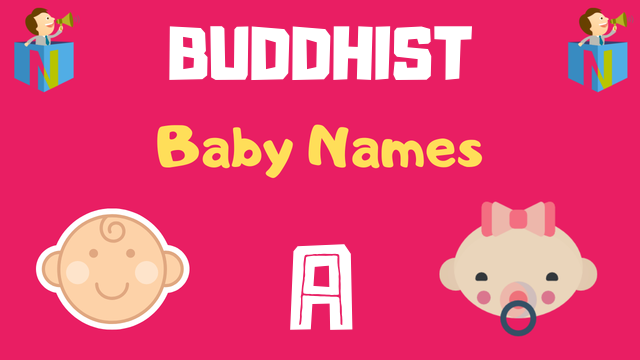 Buddhist Baby names starting with 'A' - NamesLook