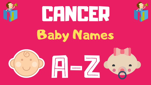 Baby Names for Cancer Zodiac - NamesLook