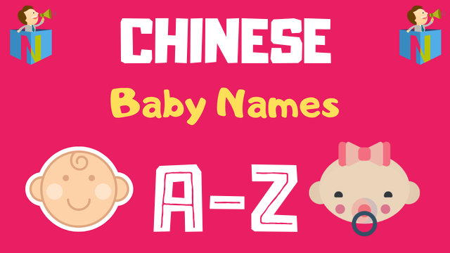 Chinese Baby Names | 2000+ Names Available - NamesLook