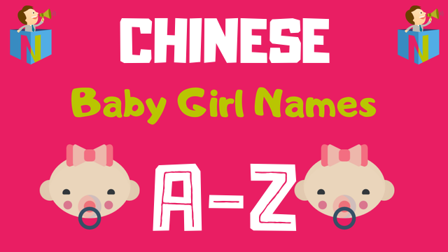 Chinese Baby Girl Names | 900+ Names Available - NamesLook