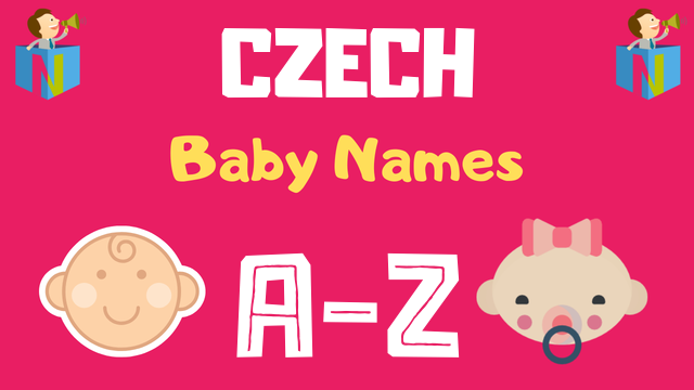 Czech Baby Names | 200+ Names Available - NamesLook