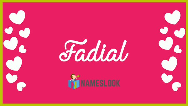 Fadial