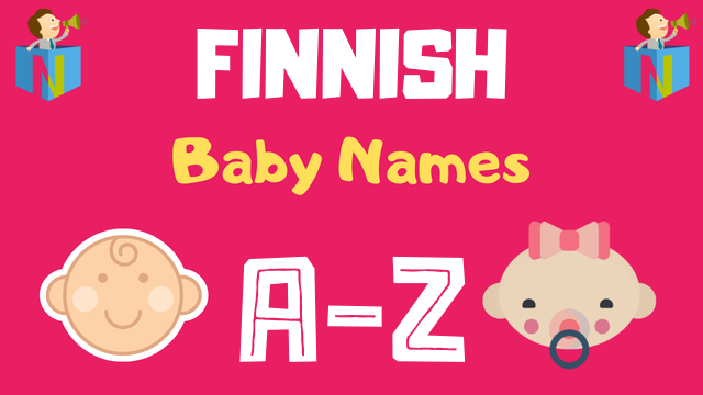 Finnish Baby Names | 1400+ Names Available - NamesLook