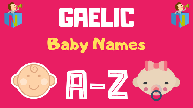 Gaelic Baby Names | 700+ Names Available - NamesLook