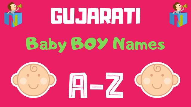 Gujarati Baby Boy Names | 5200+ Names Available - NamesLook