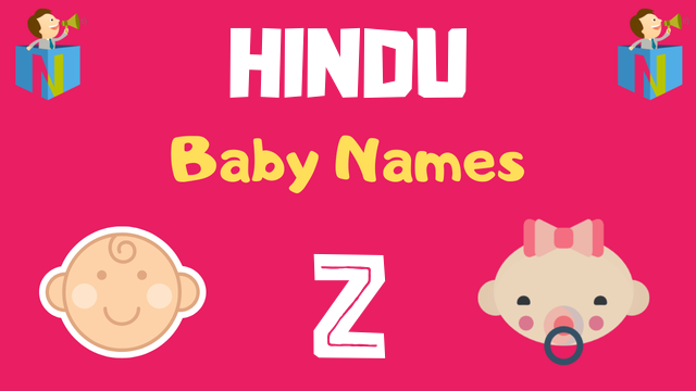 Hindu Baby names starting with Z - NamesLook
