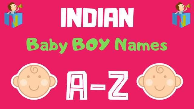 Indian Baby Boy Names | 31700+ Names Available - NamesLook
