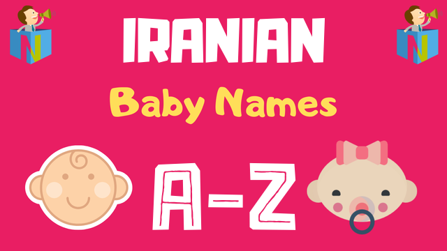 Iranian Baby Names | 300+ Names Available - NamesLook