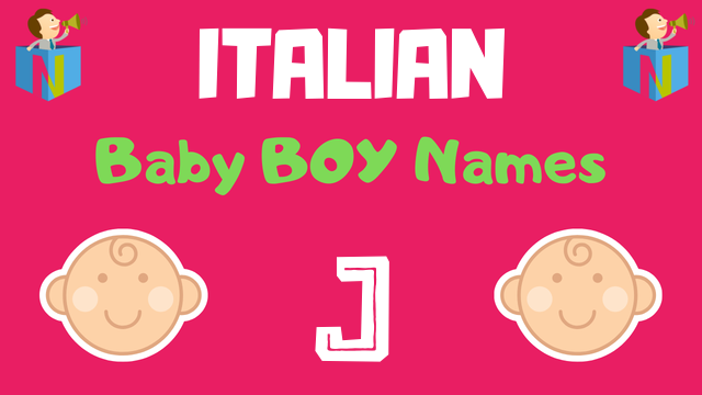 48++ Masculine names beginning with j information