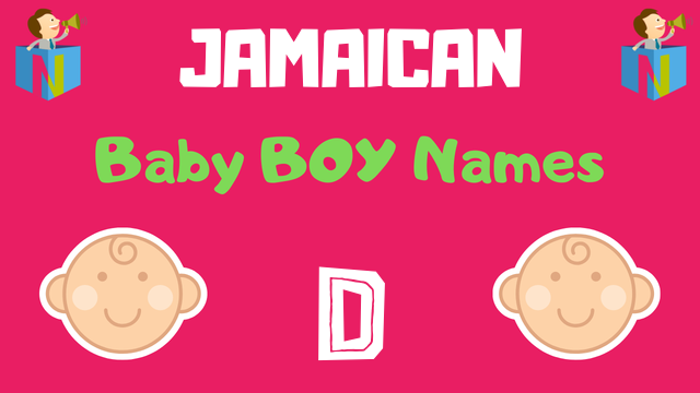 20++ Baby names with a d for a boy info