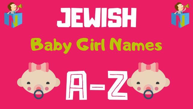 Jewish Baby Girl Names | 29 Names Available - NamesLook