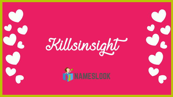 Killsinsight