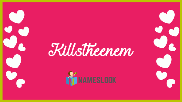 Killstheenem