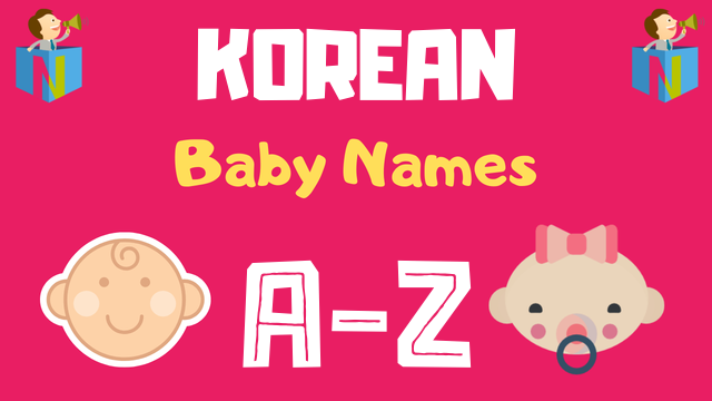Korean Baby Names | 44 Names Available - NamesLook
