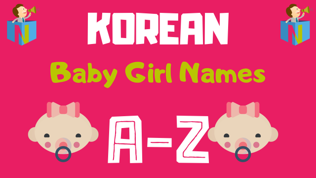Korean Baby Girl Names | 7 Names Available - NamesLook