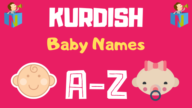 Kurdish Baby Names | 77 Names Available - NamesLook