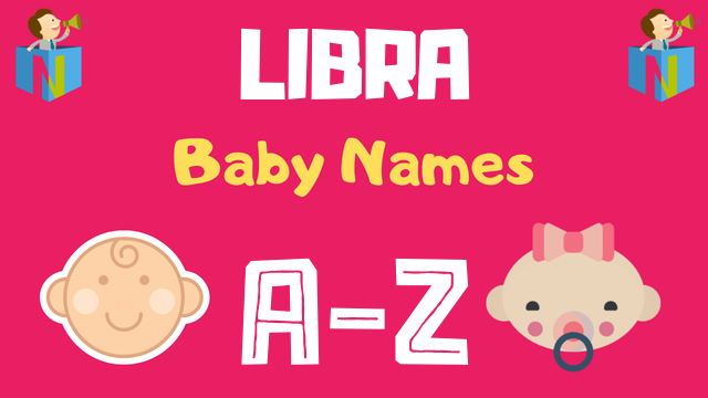 Baby Names for Libra Zodiac - NamesLook