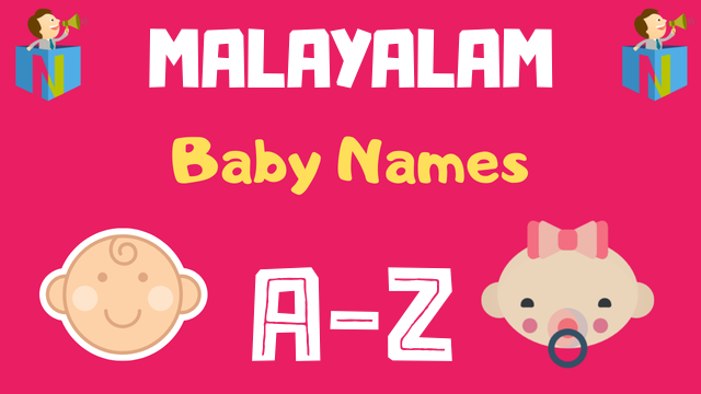 Malayalam Baby Names | 6500+ Names Available - NamesLook