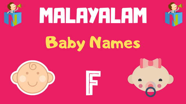 Malayalam Baby names starting with 'F' - NamesLook