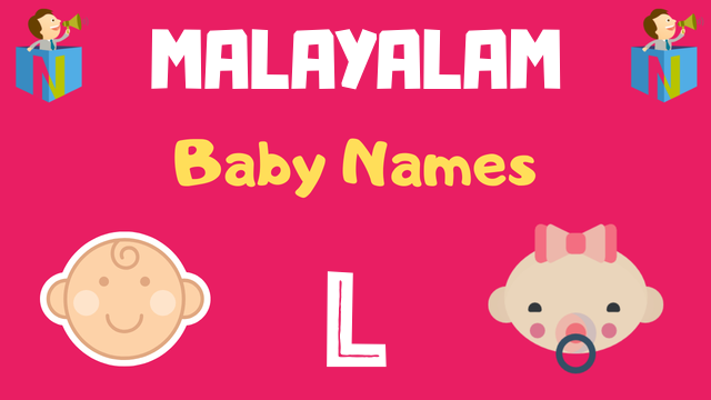 Malayalam Baby names starting with 'L' - NamesLook
