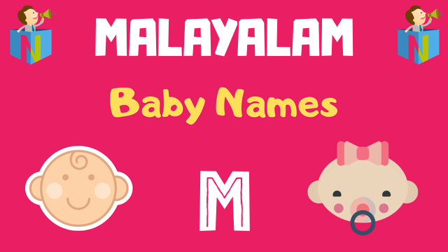 Malayalam Baby names starting with 'M' - NamesLook