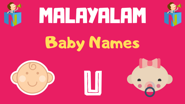 Malayalam Baby names starting with 'U' - NamesLook