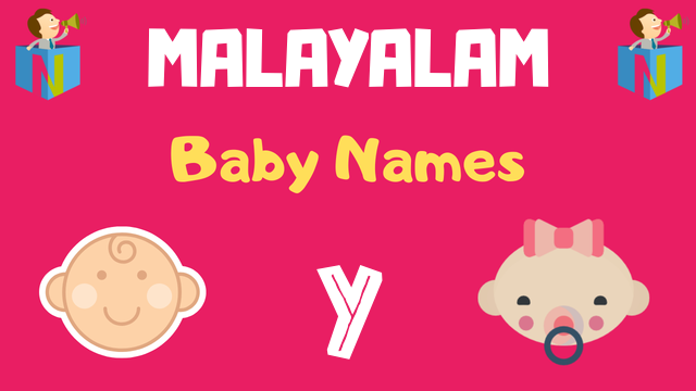 Malayalam Baby names starting with 'Y' - NamesLook
