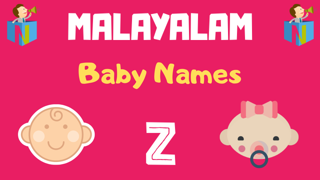 Malayalam Baby names starting with 'Z' - NamesLook