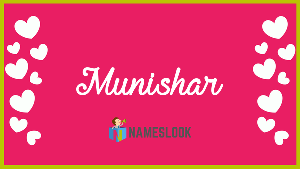 Munishar