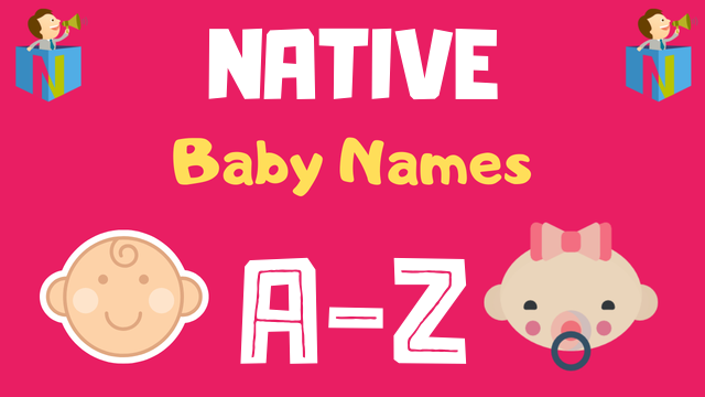 Native American Baby Names | 100+ Names Available - NamesLook