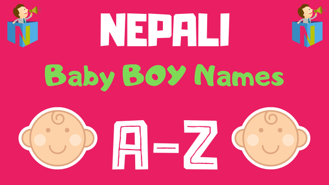 Nepali Baby Boy Names | 6 Names Available - NamesLook